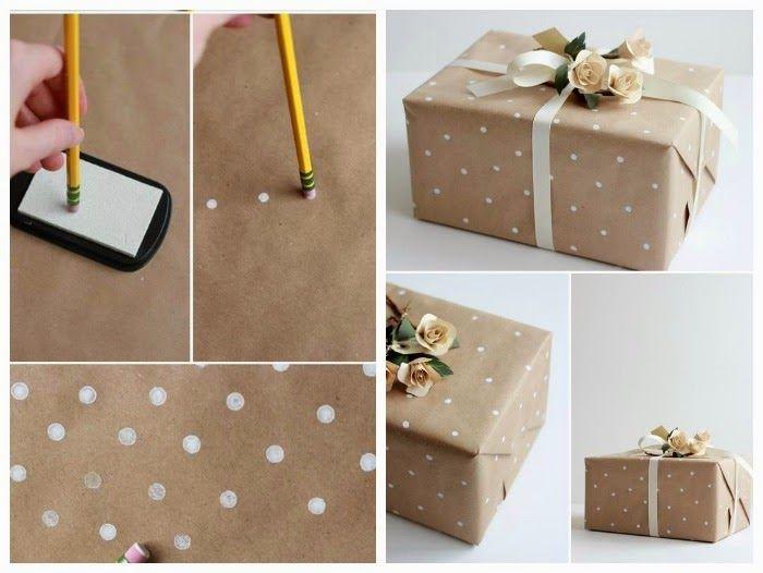 Organize sem Frescuras | Rafaela Oliveira » Arquivos » Faça você mesmo – embalagens de presentes criativas, baratinhas e lindas