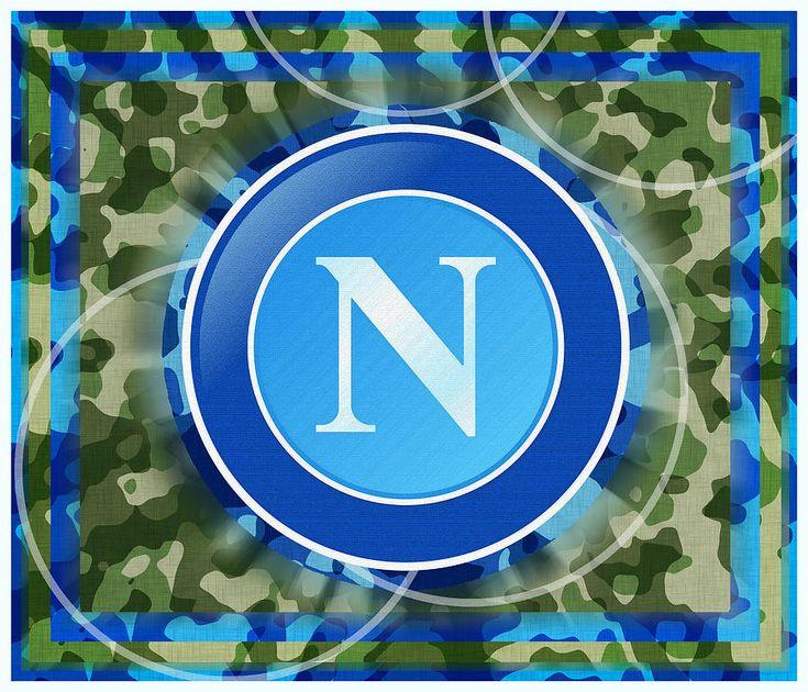 Napoli Football Soccer Italy Painting