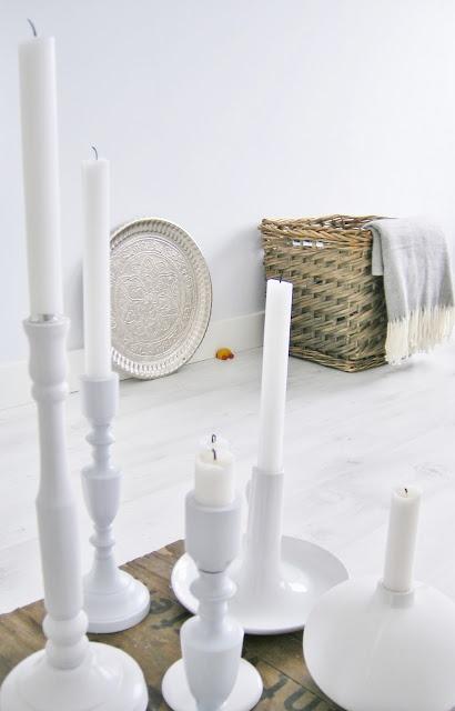 Ik hou van de combinatie wit en hout, white wood mixed