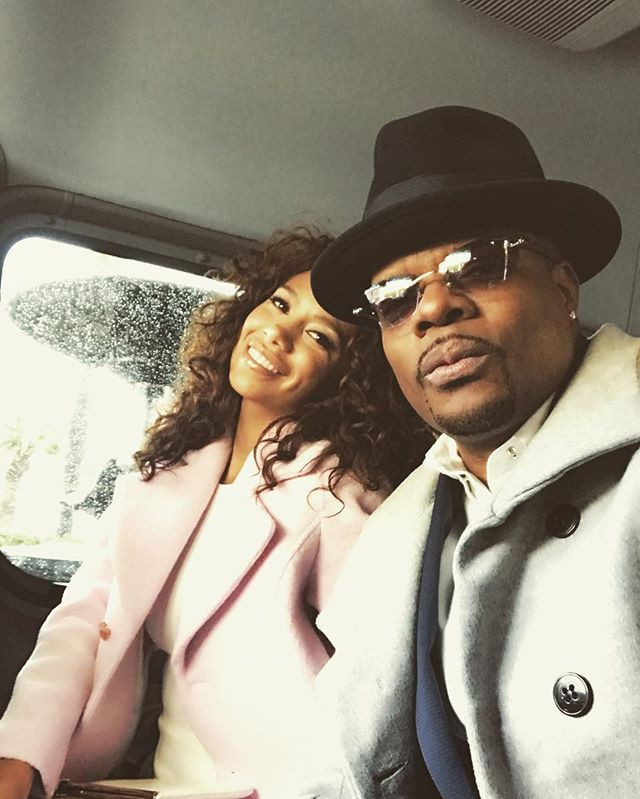 Ricky Bell and Amy Correa Bell  - The Real Candy Girls! The New Edition Fellas and Their Beautiful Wives