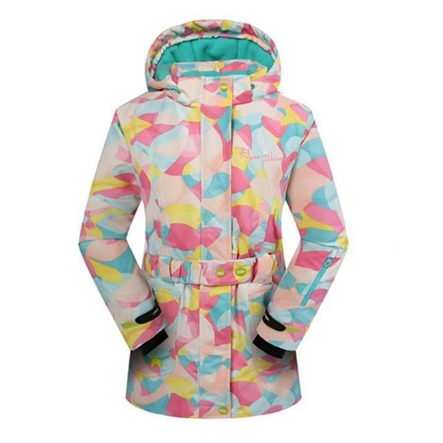 2017 New Girls Youth Perrito Winter Ski Snowboard Beautiful Jacket Parka Coat #RaincoatsForWomenGirls