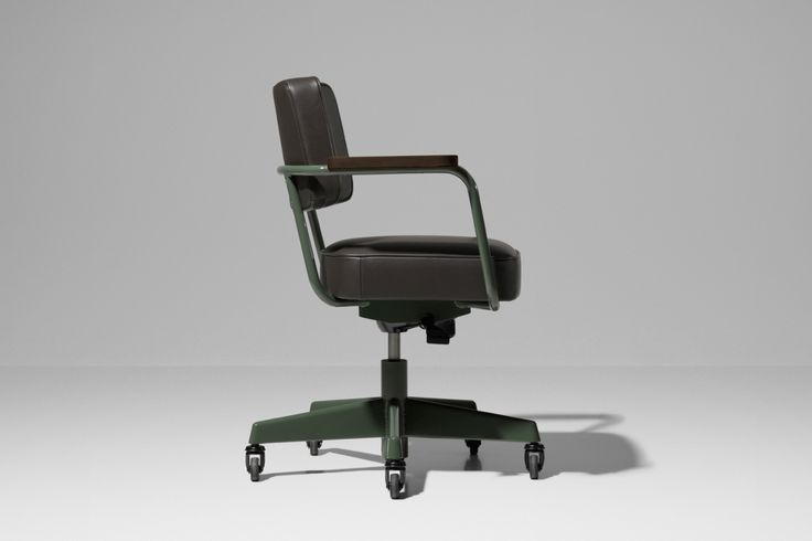 "Image of G-Star RAW x Vitra ""Prouvé RAW: Office Edition"" Furniture Collection"