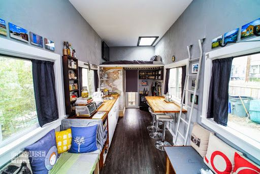 Adventures in Simplicity: The Matchbox: A self-sustaining tiny home in DC