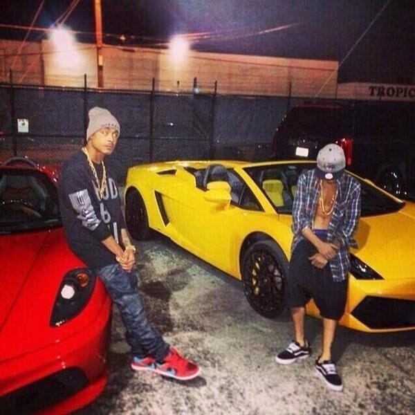 [PHOTOS] Justin Bieber's Wild Miami Night With Chantel Jeffries & Khalil — Pics - Hollywood Life