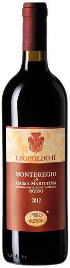 Vino Leopoldo II Monteregio Massa Marittima DOC Cantina i vini di Maremma