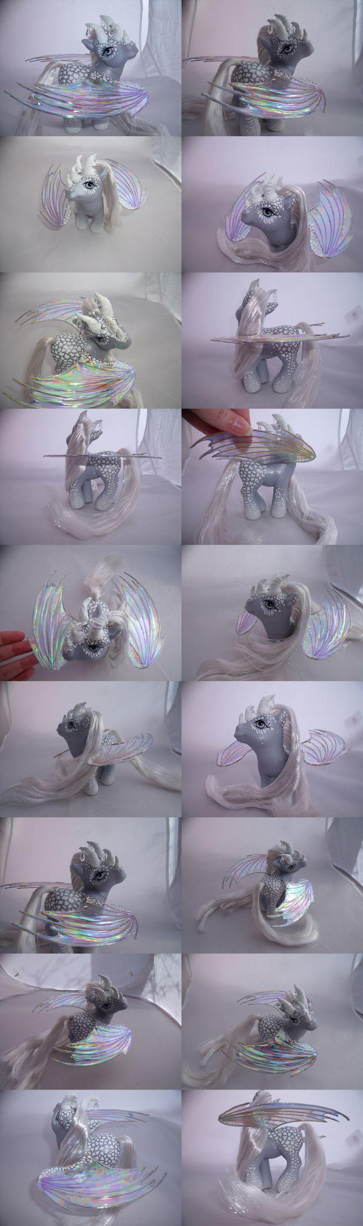 Ice Dragon by *lovelauraland on deviantART