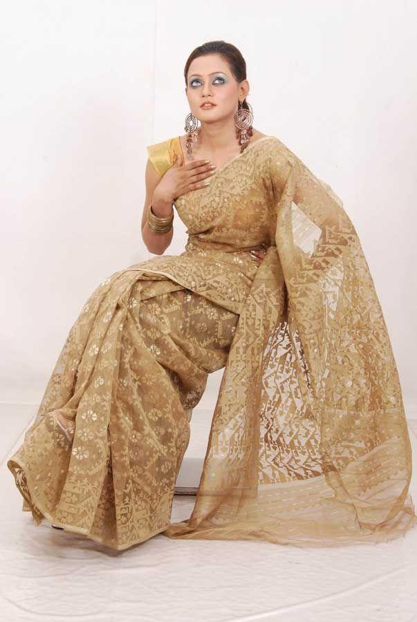~::Tangail Saree Kutir Ltd.::~ Jamdani