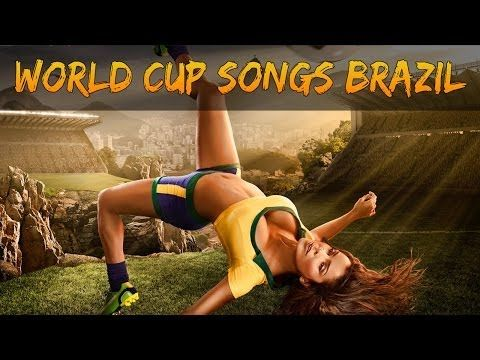 TOP 10 | FIFA World Cup Songs BRAZIL 2014