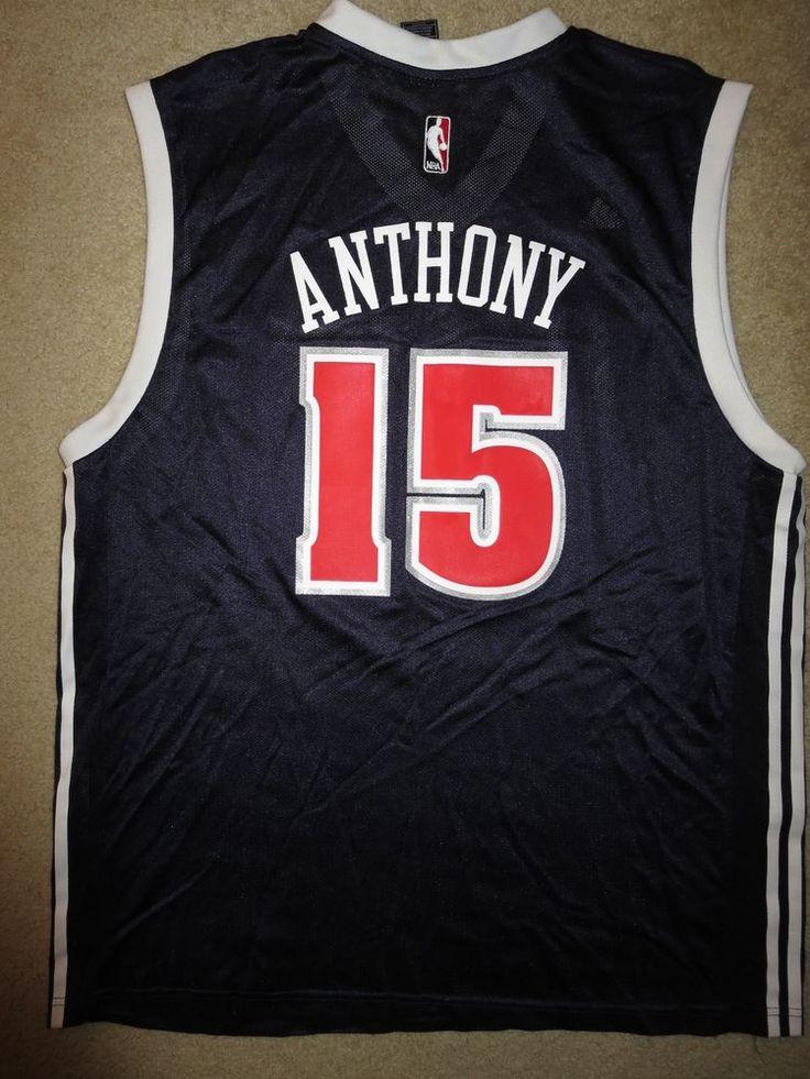 Carmelo Anthony USA Olympics Denver Nuggets Adidas NBA Jersey XL  #adidas #DenverNuggets