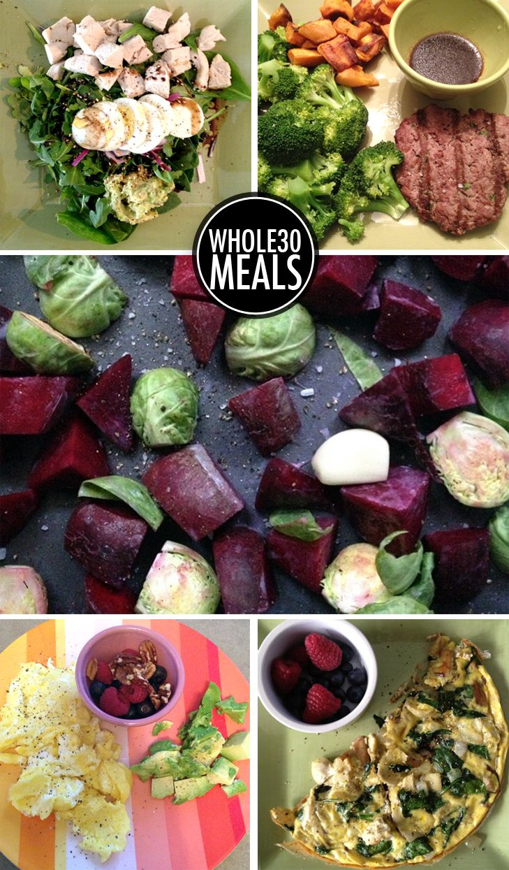Whole30- Maybe with no meal plan I can actually do this.