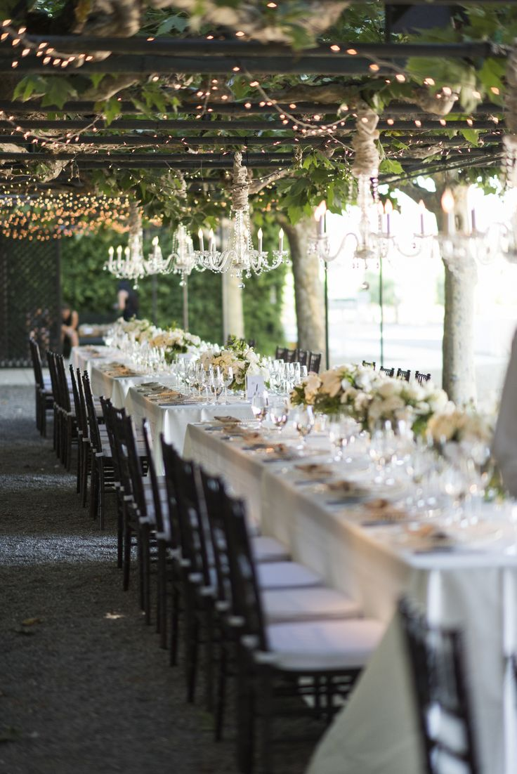 """Saying """"I do"""" in wine country has never been prettier: http://www.stylemepretty.com/2016/11/15/how-to-find-that-perfect-wine-country-wedding-venue/ #sponsored"""