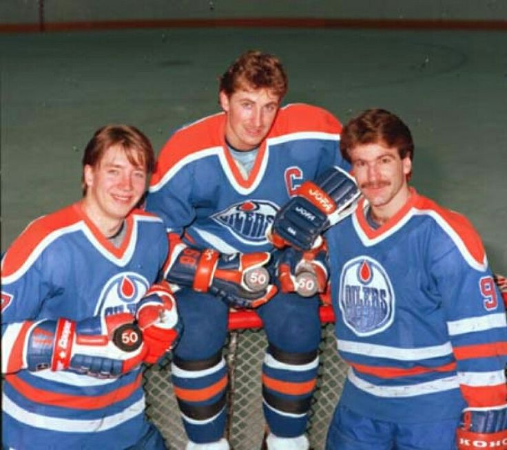 Edmonton Oilers powerhouse | NHL | Hockey
