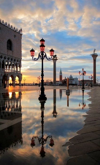 Venice, Italy by june