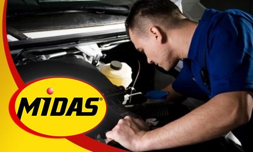 Midas -- Deal: Earn 5% in Midas Rewards Bucks on all service work orders.