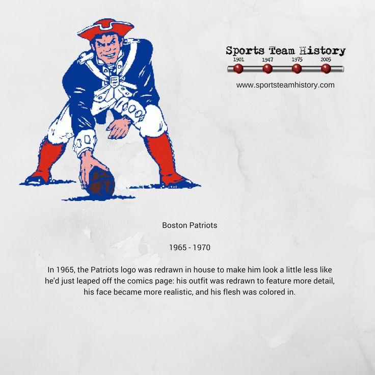 New England Patriots Logo History New england patriots