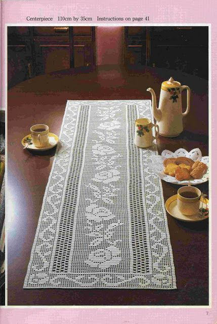 My Crochet Laces - Olga Frese - Picasa Albums Web