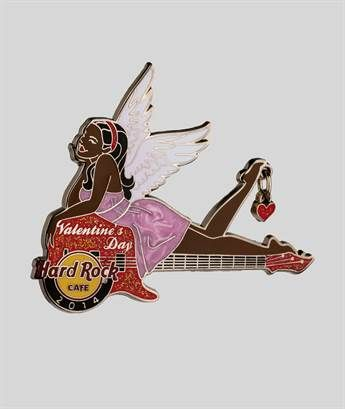 Valentines Day Angel 14 | Hard Rock Shop