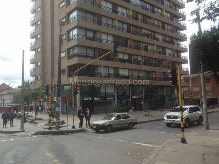 Venta de Apartamento en Centro Internacional Bavaria - Bogotá D.C. - 1736386