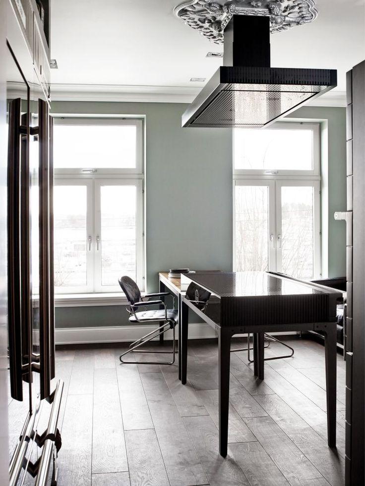 Table induction - La Cornue - Sublimissime dans un appart bourgeois!! Je la veux!!!