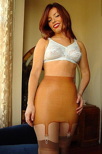 Discount open bottom girdles