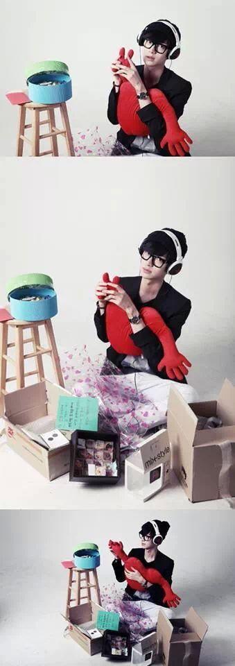 Anh Jae Hyun 안재현 (Model) Eiei ^^