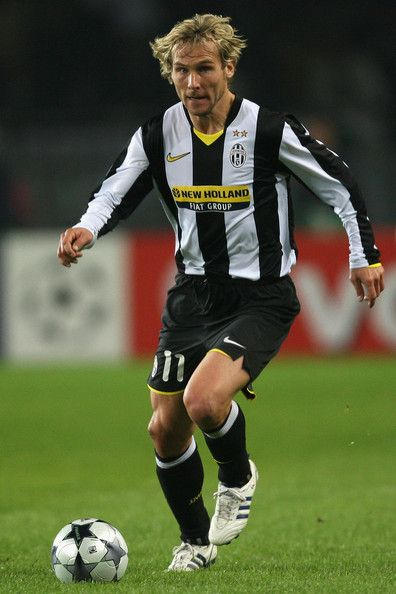 Pavel Nedved (Juventus vs Real Madrid - UEFA Champions League, 21 October 2008)
