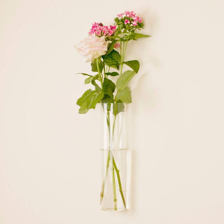 27 Best Wall Vases Floral And Foliage Images On Pinterest Wall
