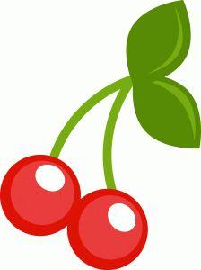 Silhouette Online Store: cherries