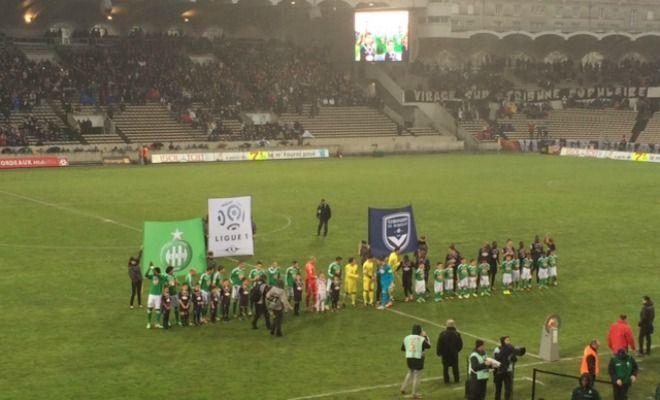 Les Girondins de Bordeaux retrouvent des couleurs face à Saint-Etienne