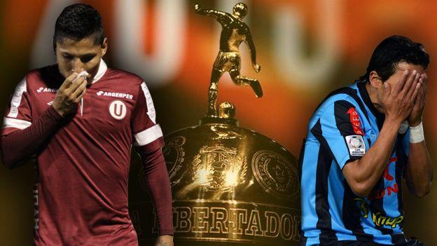 ¿Por qué los equipos peruanos nunca ganan la Copa Libertadores? (REPORTAJE) #Depor