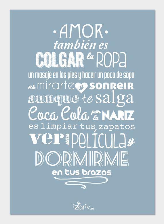 Amor....