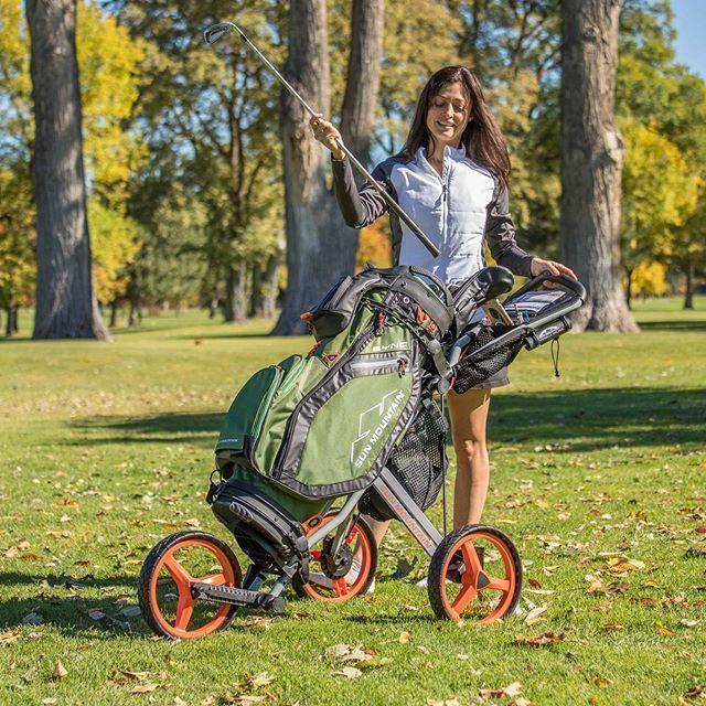 Sun Mountain Sports Ladies Golf Bags Golf Bags Men Golf Push Cart