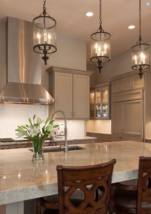 365 Best Kitchen Lighting Design Images On Pinterest  Kitchen Gorgeous Lighting Design Kitchen Design Ideas
