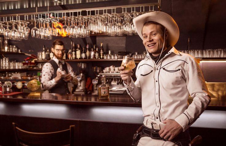 Bar, který neexistuje / Limonádový Joe