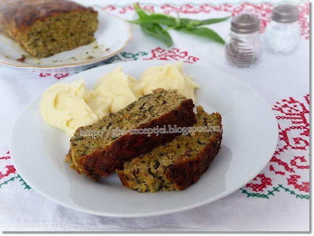 Gizi-receptjei. Várok mindenkit.: Hétvégi receptajánló!!! Medvehagymás-mustáros vagdalt krumplipürével.