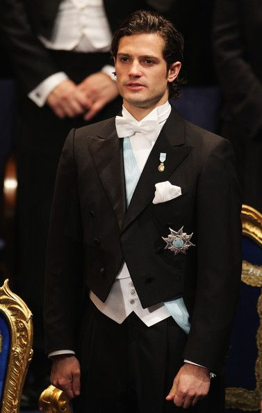 Prince Carl Philip of Sweden. Dude, really? Because dang.