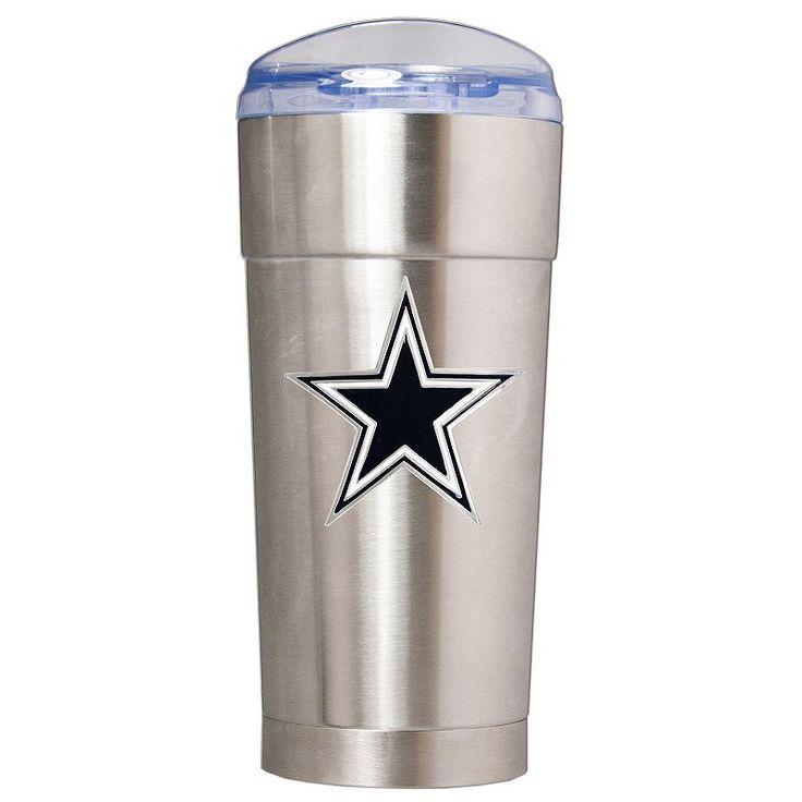 Dallas Cowboys Eagle Tumbler, Multicolor