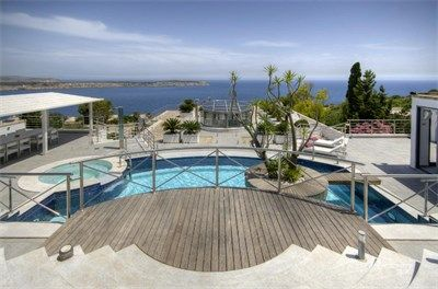 Exquisite sea view home in Malta, luxuriously finished. Loving the sea views!