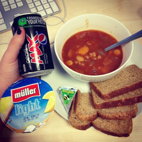 Diets and Riots: Slimming World Superspeed Soup