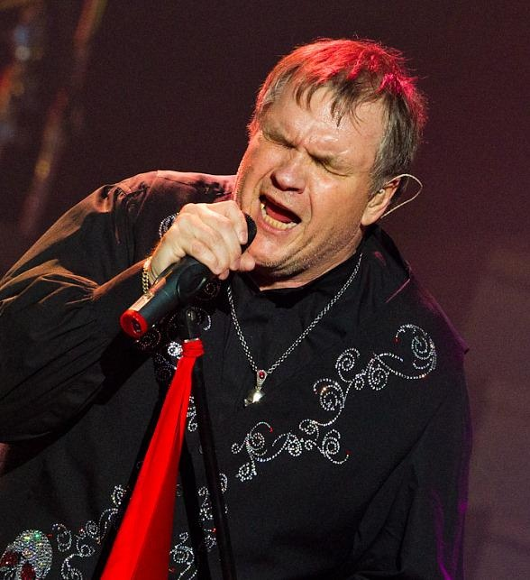 Confession: I have always, and will always adore Meatloaf. Exhausting to watch, but an incredible voice, incredible  passion, and let's face it- anyone with rock piano in their songs is fine by me!