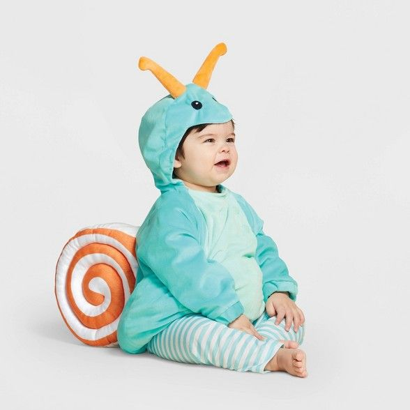 Baby Plush Snail Halloween Costume Vest Hyde Eek Boutique Target Toddler Halloween Costumes Snail Costume Baby Halloween