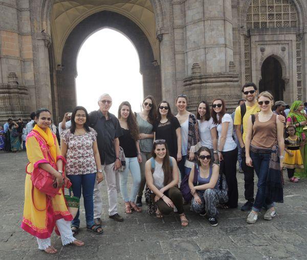 Indo-French Student Exchange Program 2016