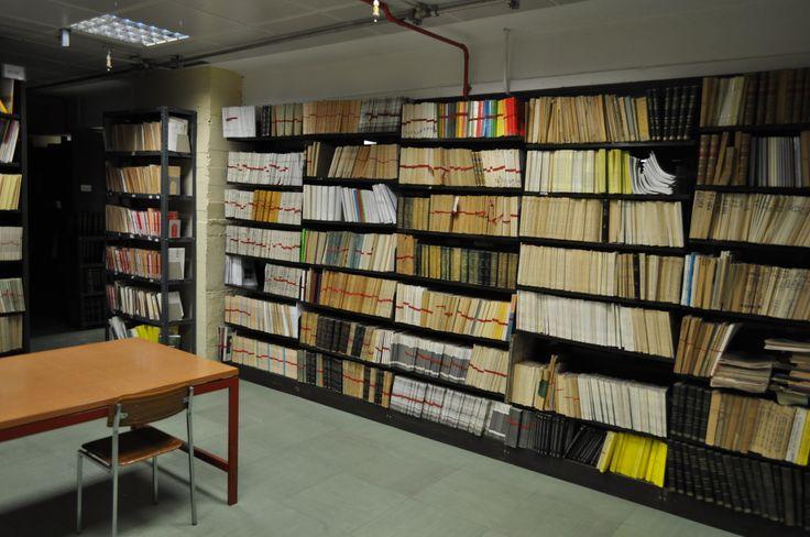 Real Sociedad de Historia Natural. Depósito de revistas