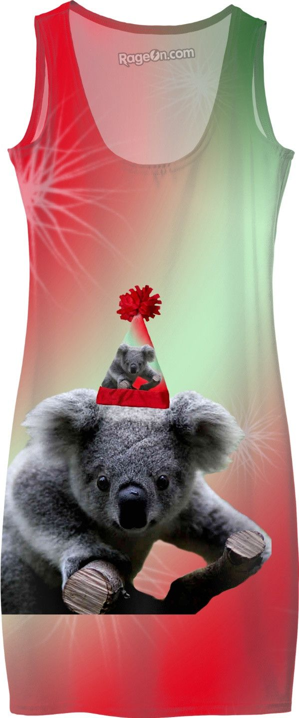 Check out my new product https://www.rageon.com/products/christmas-koala-simple-dress on RageOn!