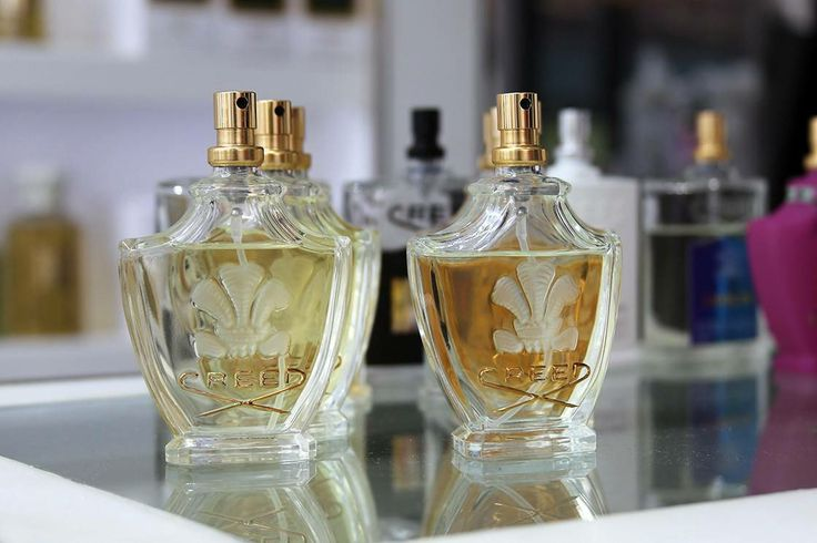 Creed Fragrance History - Luxury Perfumes and Colognes