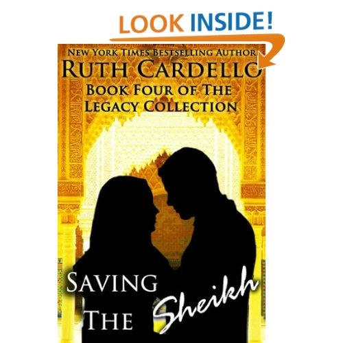 Author Ruth Cardello will be hosting many Authors with her giveaways/contests. Ruth's latest book Saving the Sheikh can be found on Amazon here http://www.amazon.com/Saving-Sheikh-Legacy-Collection-ebook/dp/B00A6IEN04/ref=sr_1_1?s=digital-text=UTF8=1354246962=1-1=Ruth+Cardello