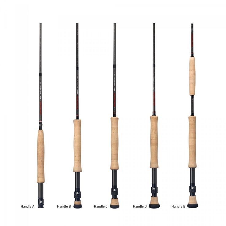 Vapen Fly Rods | Redington Fly Fishing | handle E looks interesting not sure what type of rod that is...