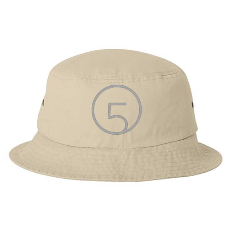 Fifth Harmony Logo Embroidered Bucket Hat