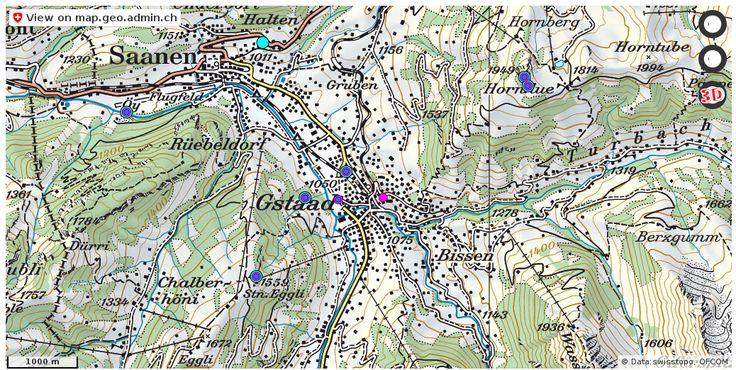 Saanen BE Handy antennen netz Natel http://ift.tt/2qqF9rl #maps #schweiz