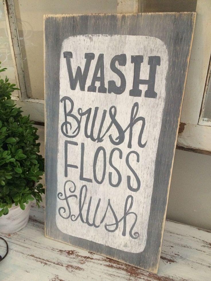 Best 25 Bath Sign Ideas On Pinterest Bathroom Signs